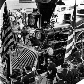 Union Pacific's restored 'Big Boy' locomotive to get as
