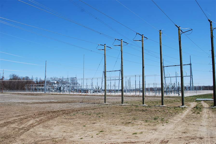 Power Line Upgrades Paying Off For Firstenergy The Blade