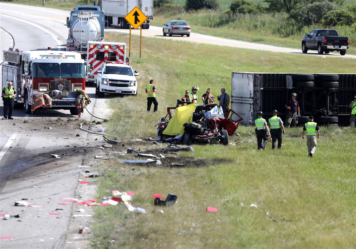 Two killed in I-280 crash that closed freeway | Toledo Blade