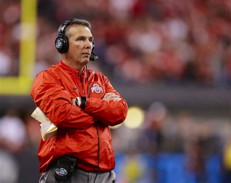 Urban Meyer Issues Injury Update For Ohio State FB Star Nick Bosa