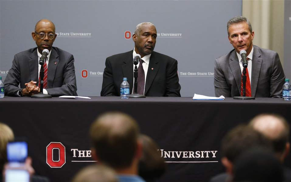 Urban Meyer Suspended For 3 Games, But Will Return To Buckeyes