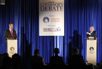 Election 2018 Ohio Governor Debates