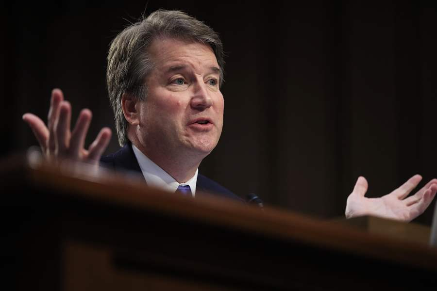 Polls: Kavanaugh's Popularity Hits New Lows After Ford Accusation