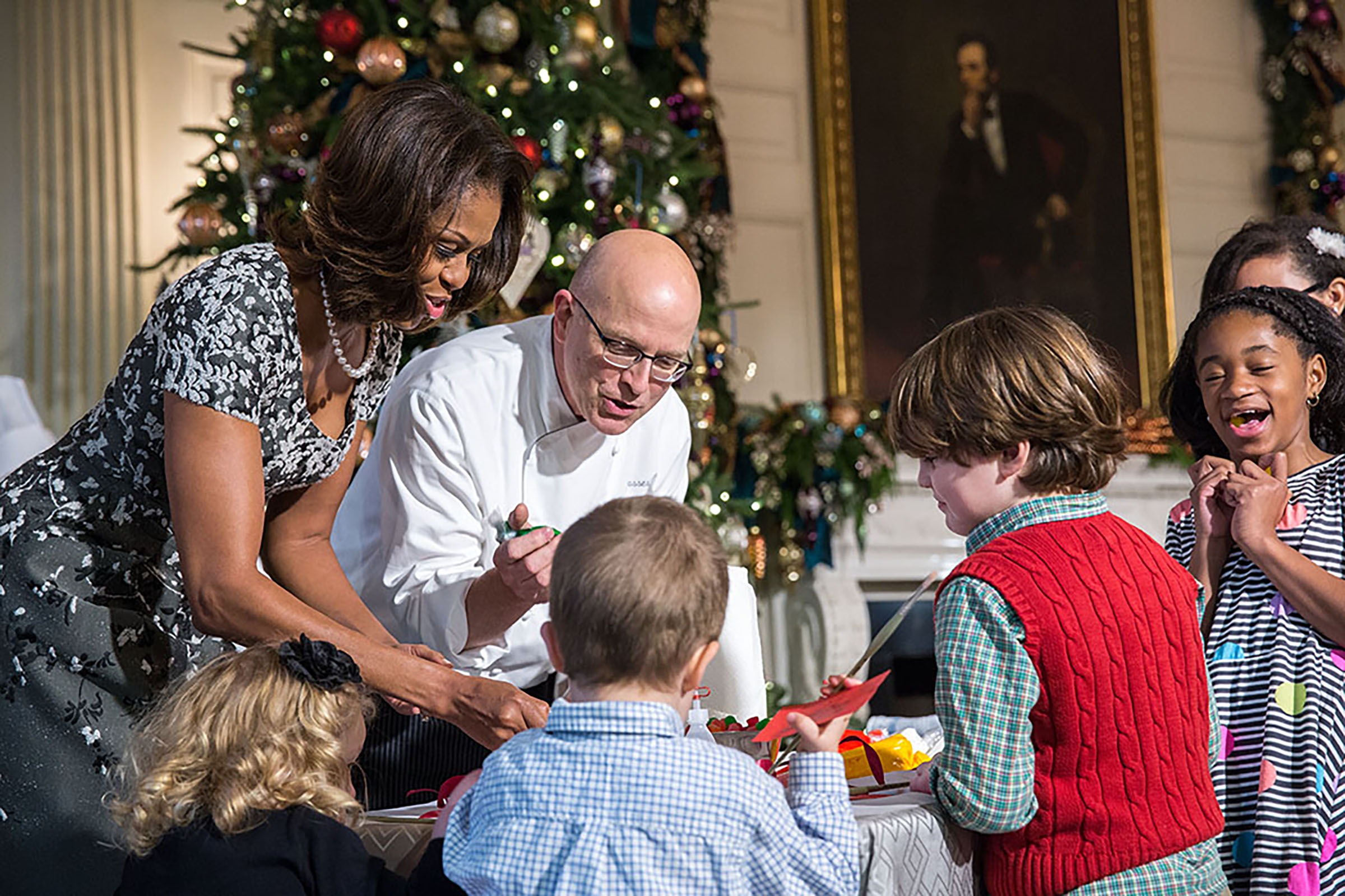 Ex-White House chef recalls sweet times of the Obama administration ...