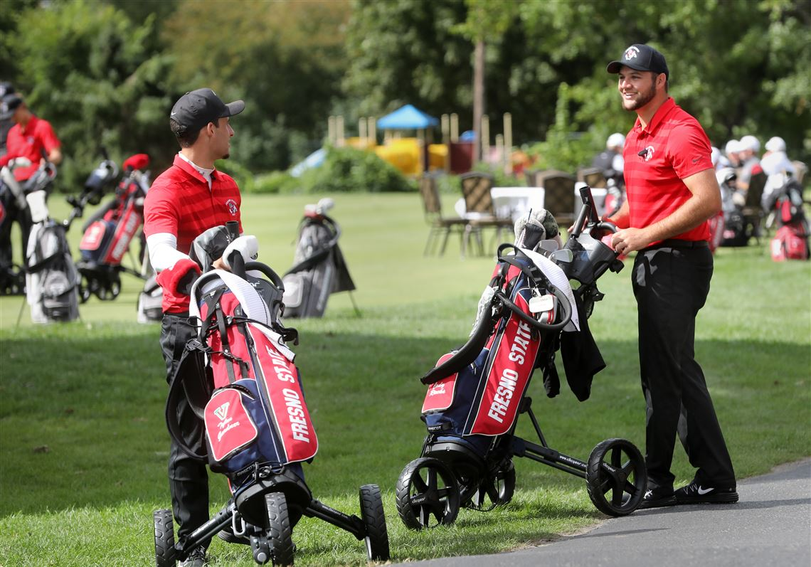 When Push Comes To Shove Many Golfers Turning Toward Carts