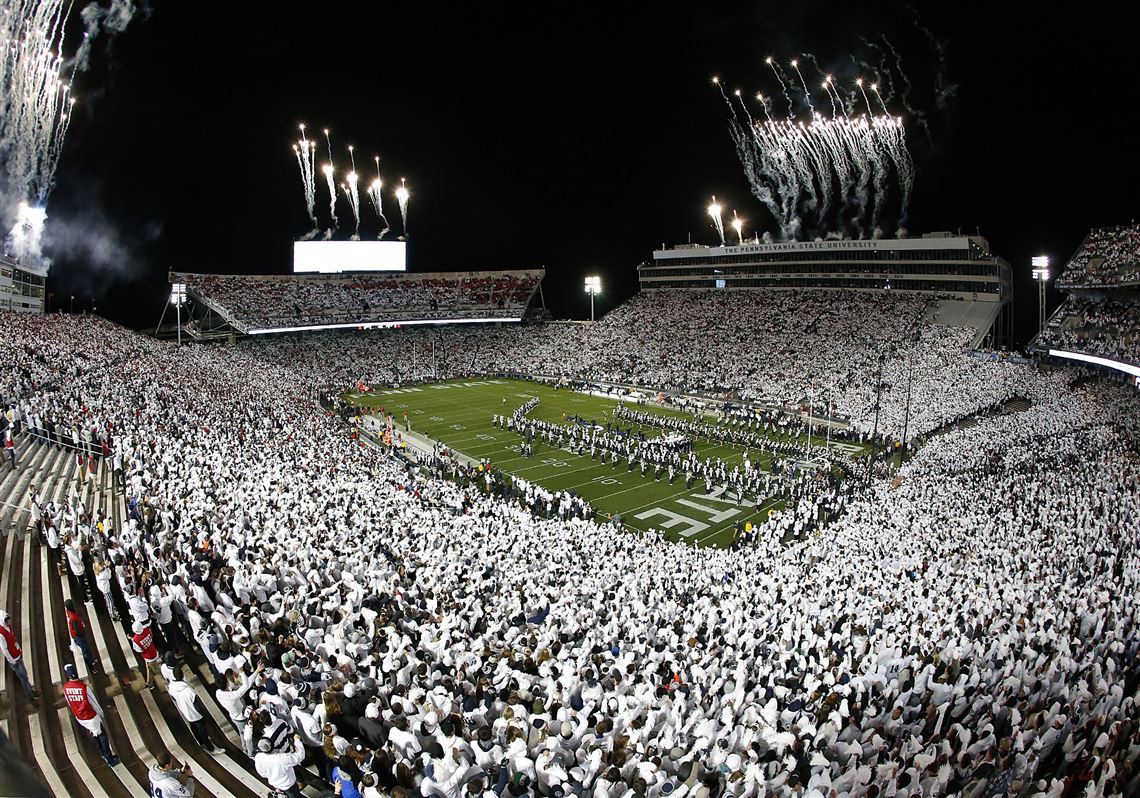 Ohio State Prepares For Electric White Out At Penn State The Blade