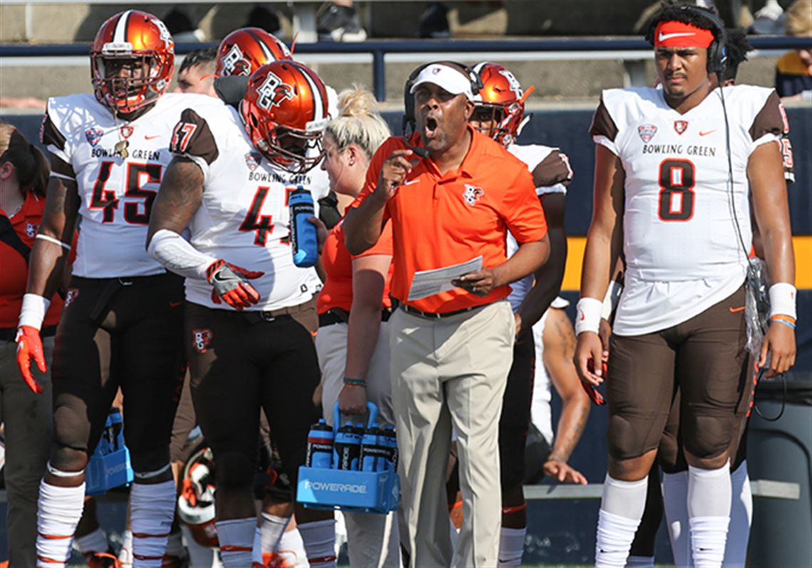 Bowling Green Fires Coach Mike Jinks Toledo Blade