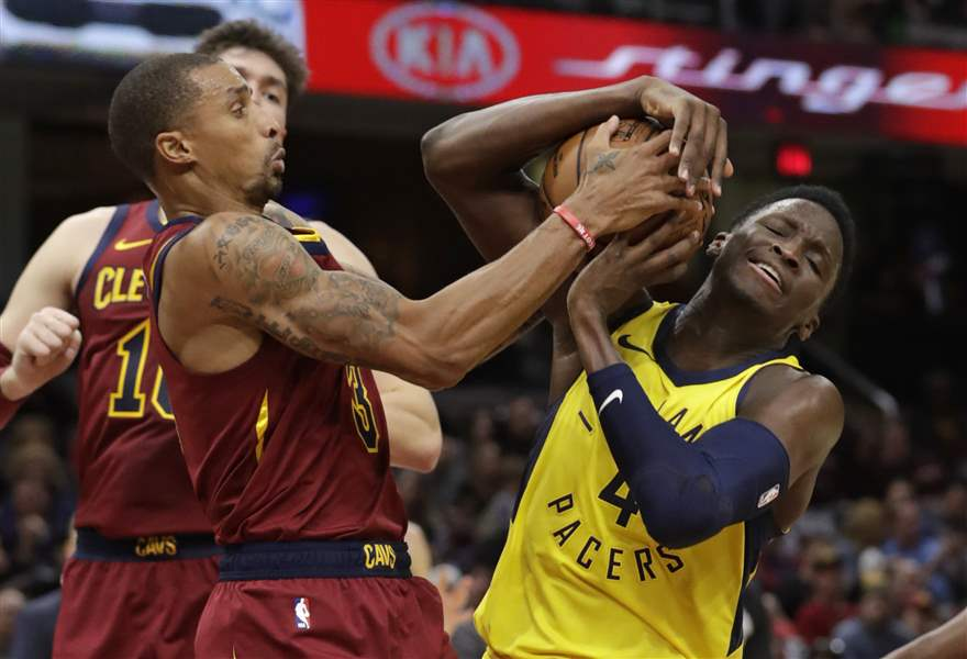 Pacers-Cavaliers-Basketball-54