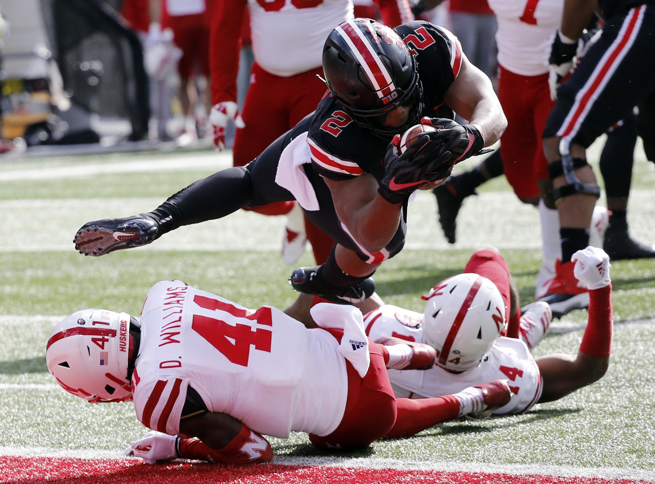 The Rundown No 5 Ohio State At Nebraska Eleven Warriors