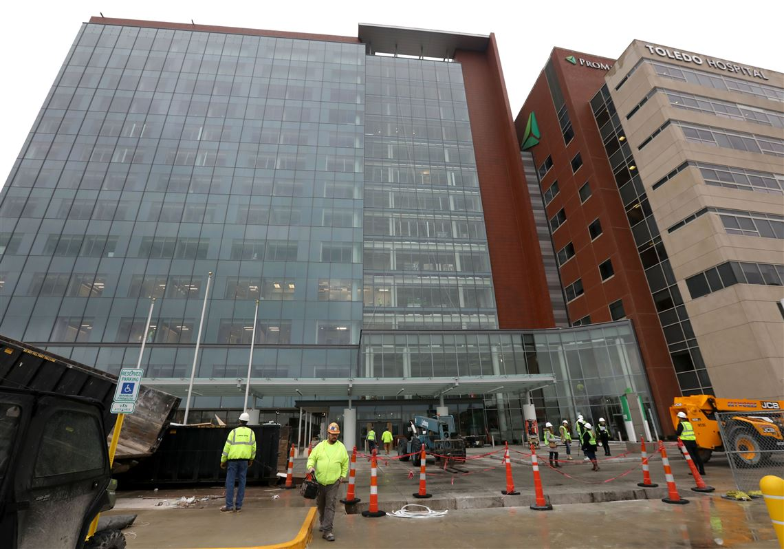 Promedica S Generations Tower To Open Months Early Toledo Blade