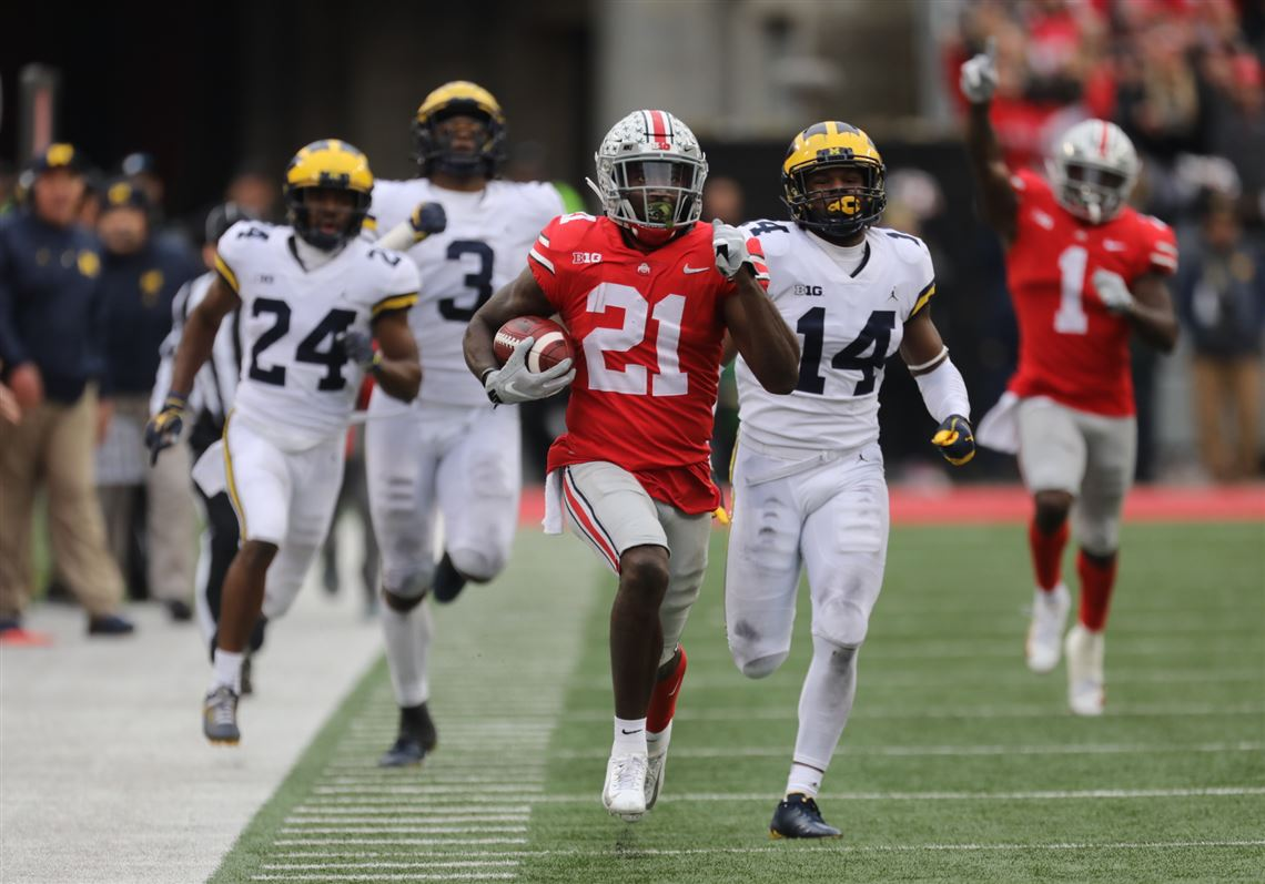 Ohio State Blows Out Michigan Behind Dominant 2nd Half Toledo Blade
