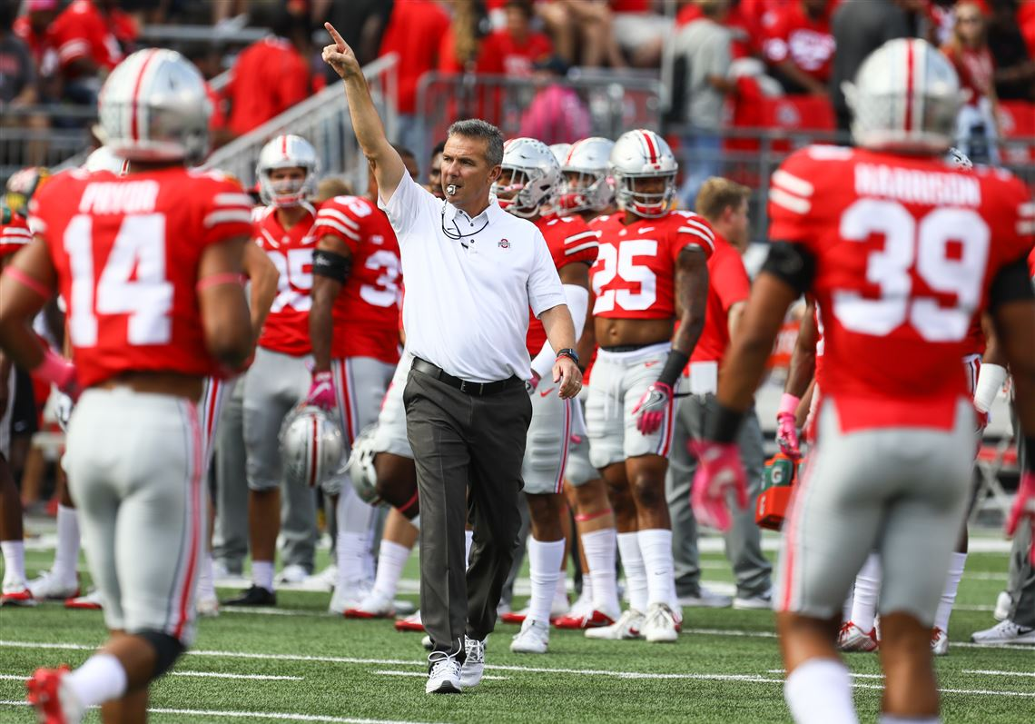 Timeline of Urban Meyer at Ohio State | Toledo Blade