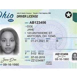 ohio drivers license renewal fees
