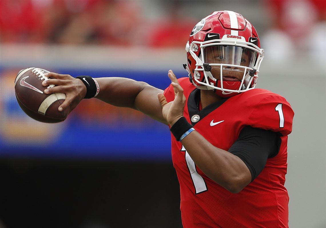 Five Things To Know About Justin Fields The Blade