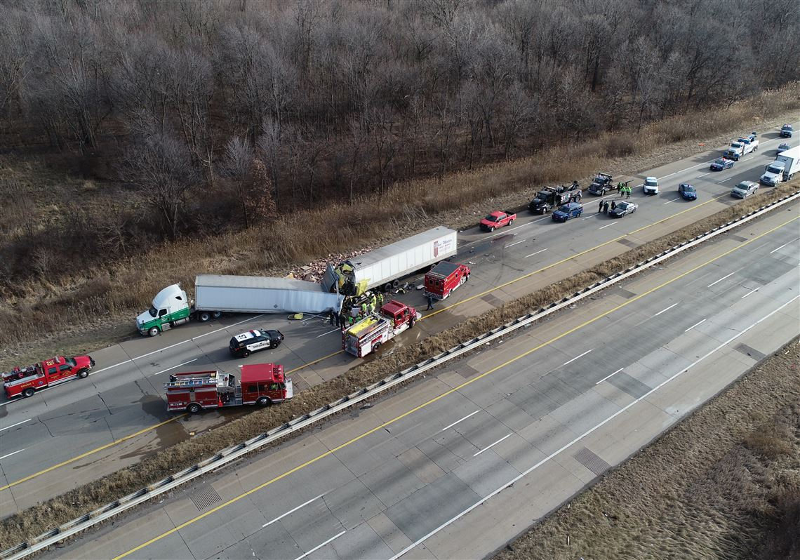 One killed in second of two I-75 crashes | Toledo Blade