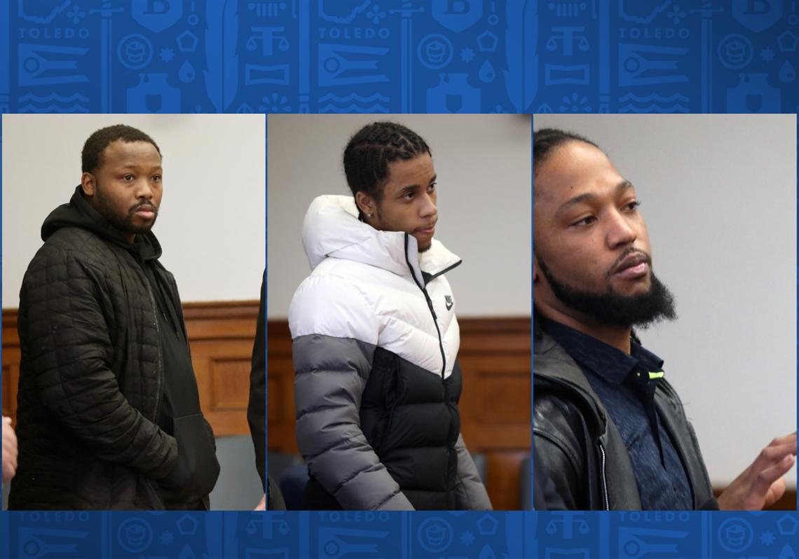 Members of Toledo-area gang enter pleas in drug-trafficking
