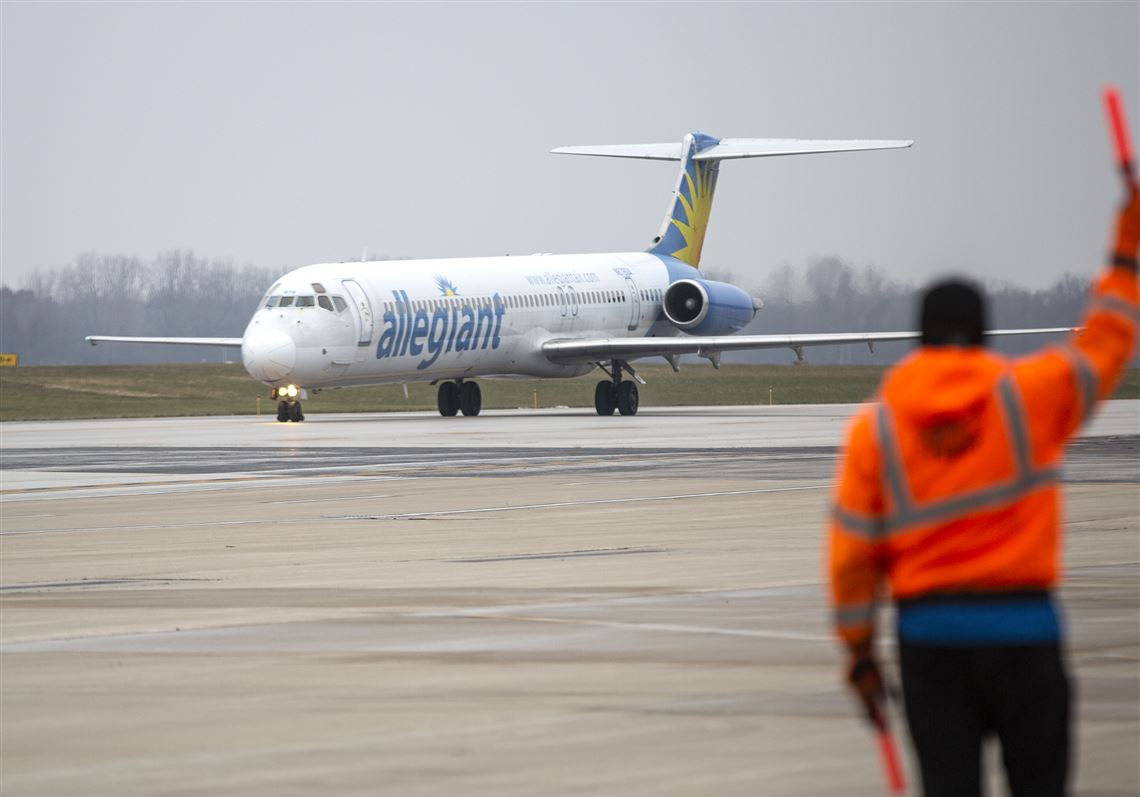Allegiant Air Adds Route From Toledo To Florida Panhandle