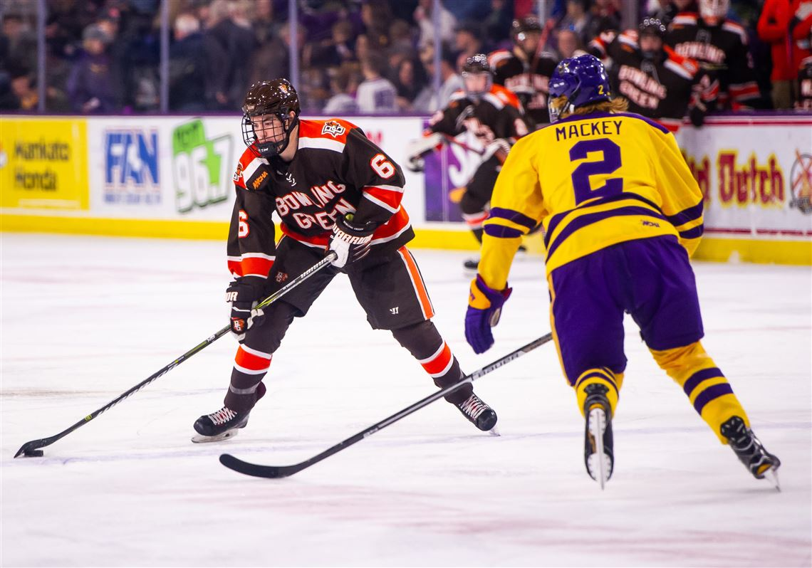 Bowling Green Hockey Clinches Place In Ncaa Tournament Toledo Blade