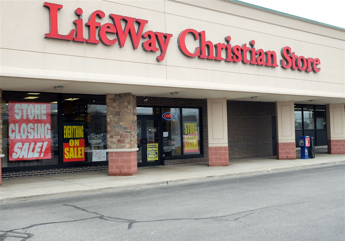 LifeWay Christian Store prepares to close in Toledo, across