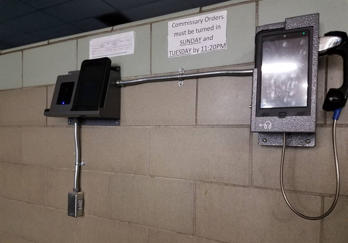 Lucas County jail adds computer tablets for inmate use