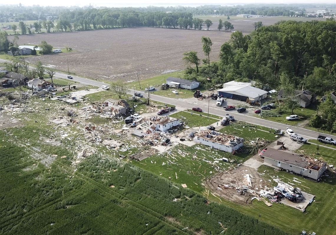 Alarms Kept Death Toll Low In Ohio During Memorial Day Tornadoes