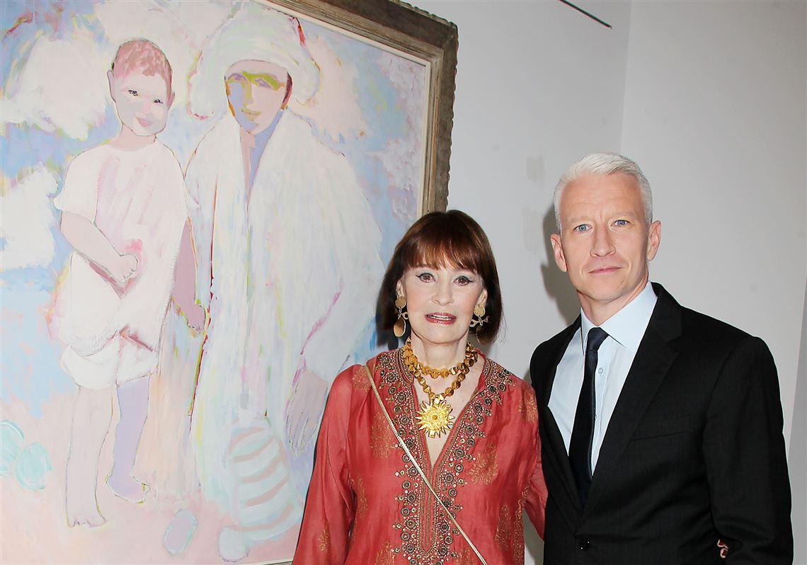 Anderson Cooper Mourns Mother Gloria Vanderbilt In Emotional On