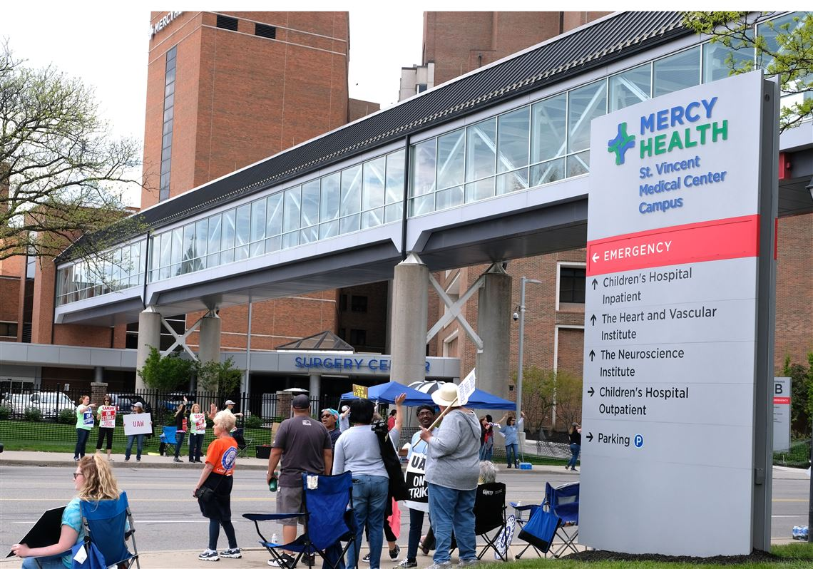 UAW: Second tentative agreement reached with Mercy Health