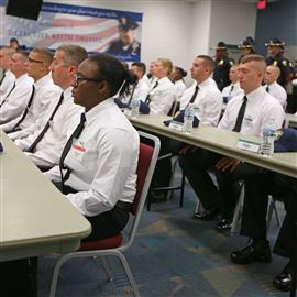 Toledo Fire Department sees most diverse academy class in