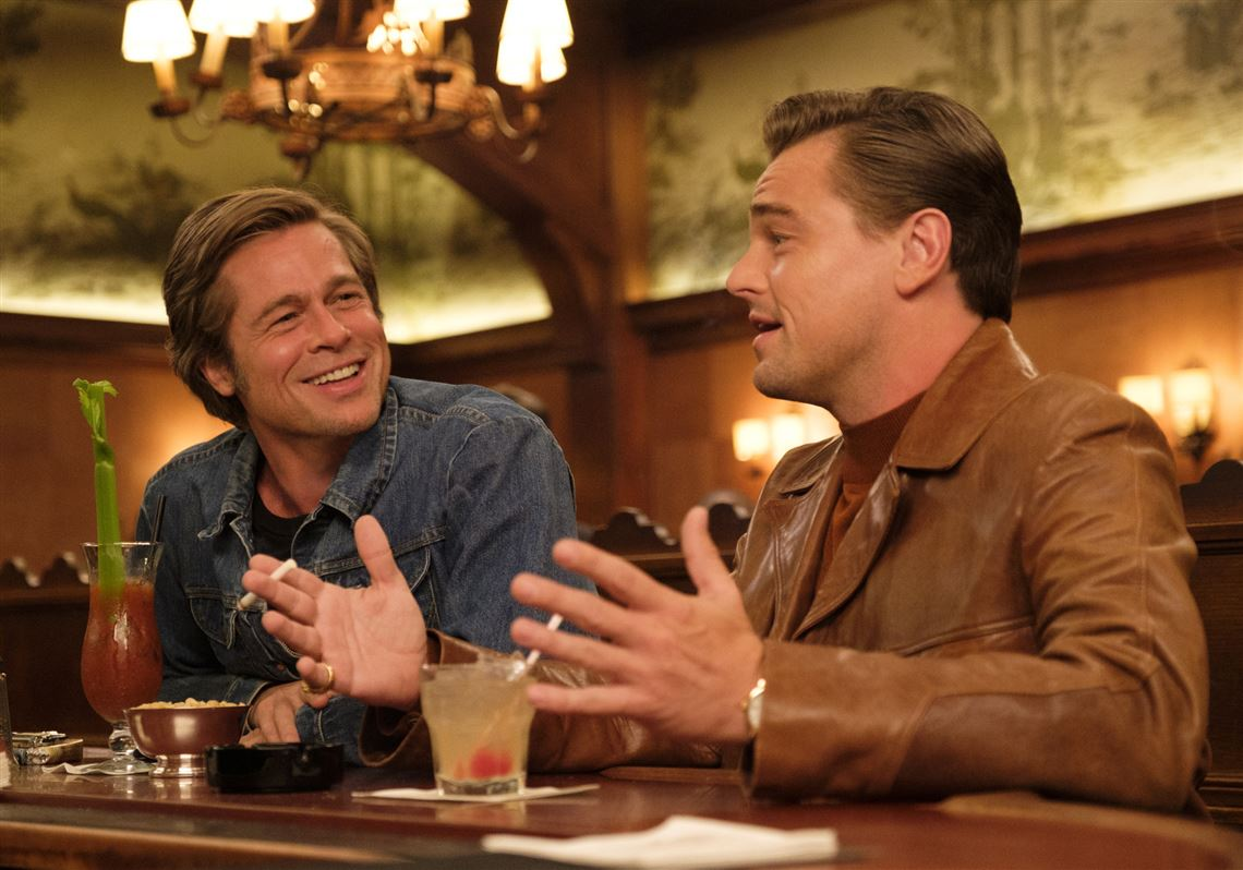 Once Upon a Time in    Hollywood' director's love letter to