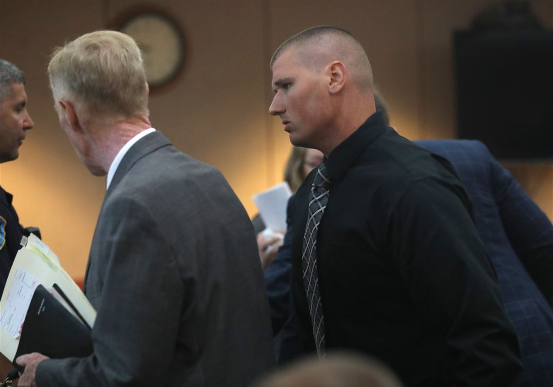 Judge denies ex-firefighter, officer's request to modify 10