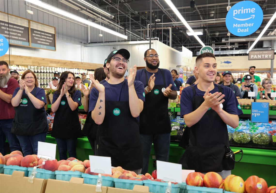 Wait is over for fans of Whole Foods   Toledo Blade