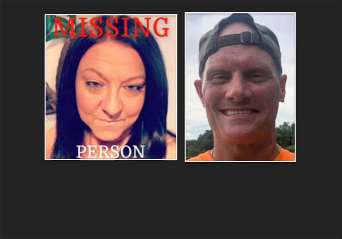 Monroe County Sheriff's Office searching for two missing