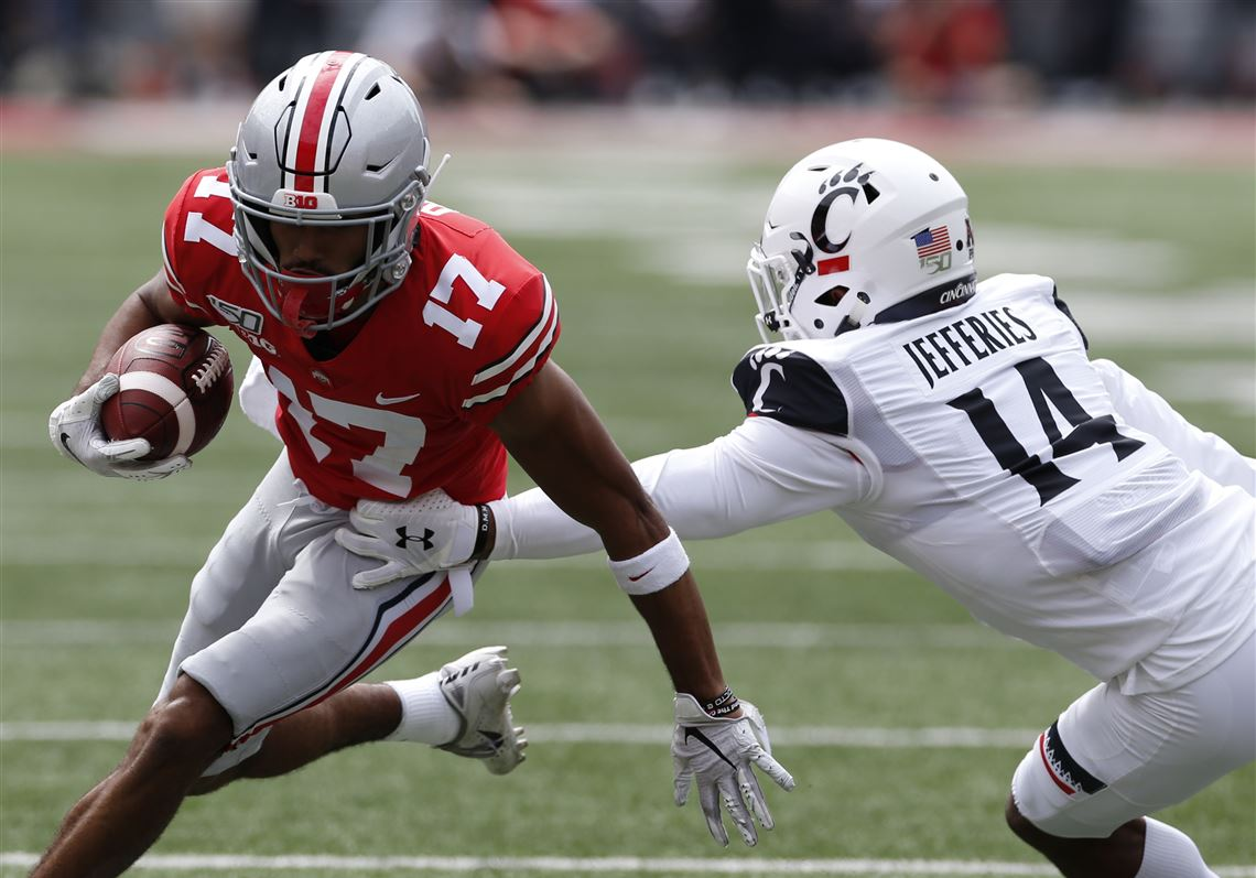 Olave S Time Has Come For Buckeyes The Blade