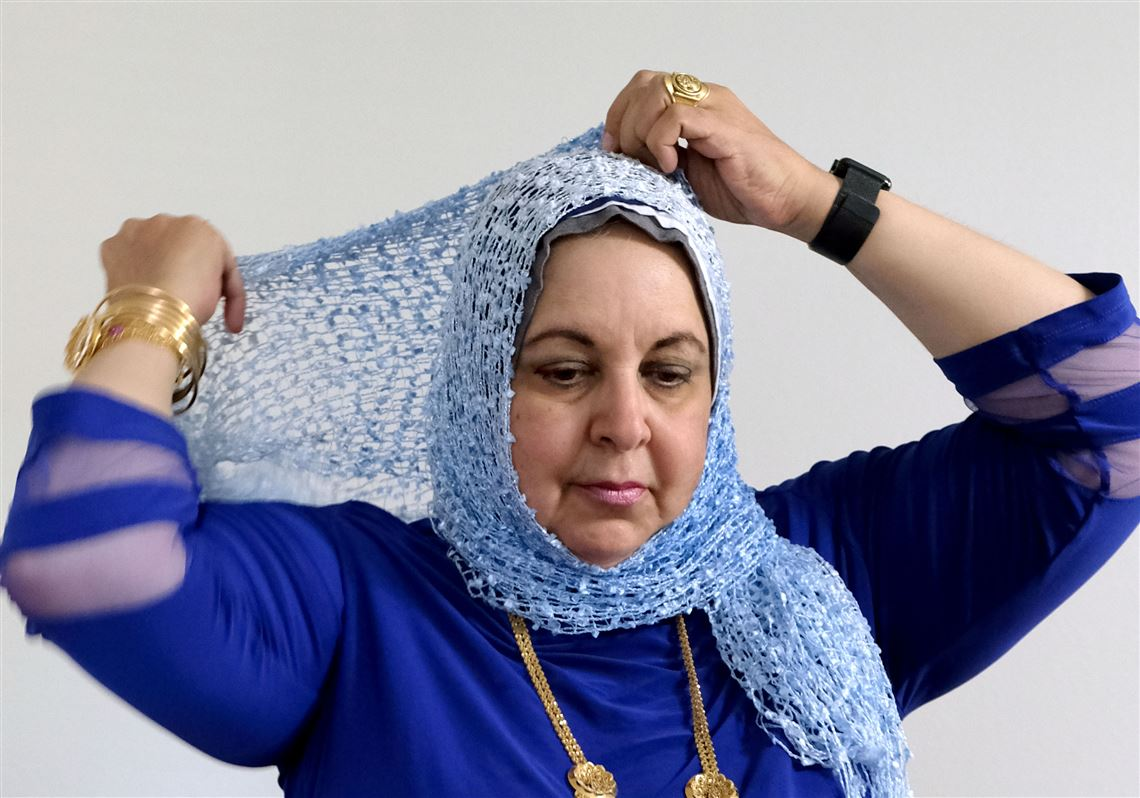 Head Strong Muslim Women Say The Hijab Is A Symbol Of Faith Not