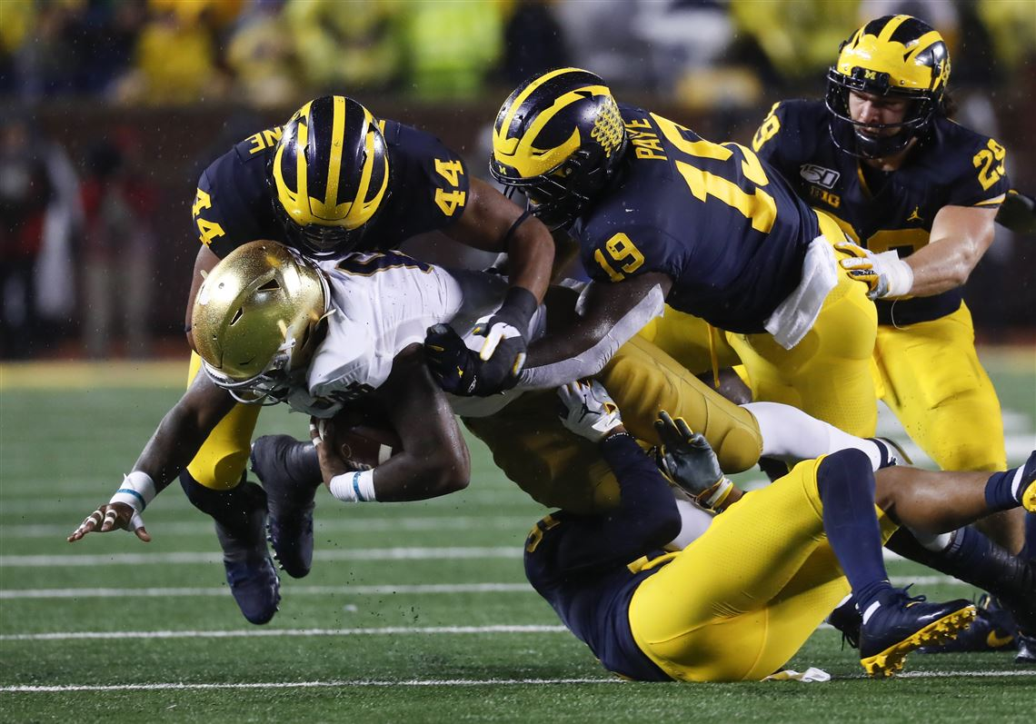 3 Questions After Michigan S Win Over Notre Dame The Blade