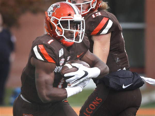 BGSU notebook: RB Clair misses another game, may redshirt - Toledo Blade