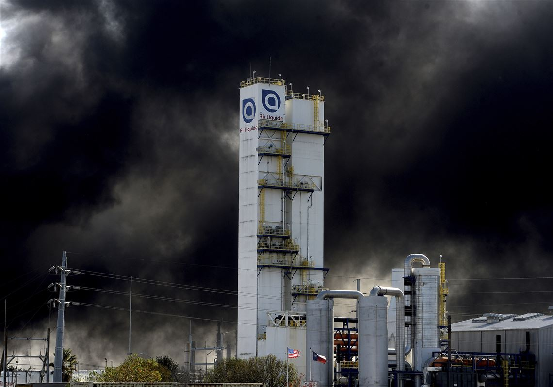 3 Hurt At Texas Chemical Plant Hit By 2 Massive Explosions The Blade