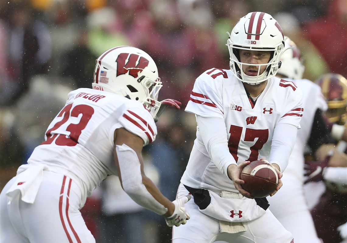 The Other Side Wisconsin Eager For Another Shot At Ohio