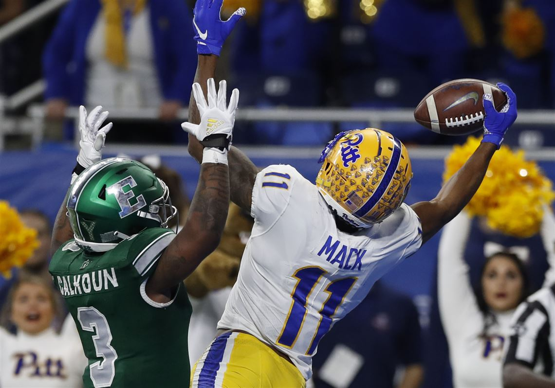 Pittsburgh Rallies To Beat Eastern Michigan In Quick Lane Bowl The Blade