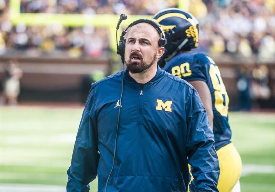 Michigan Assistant Coach Partridge Leaving For Ole Miss The Blade