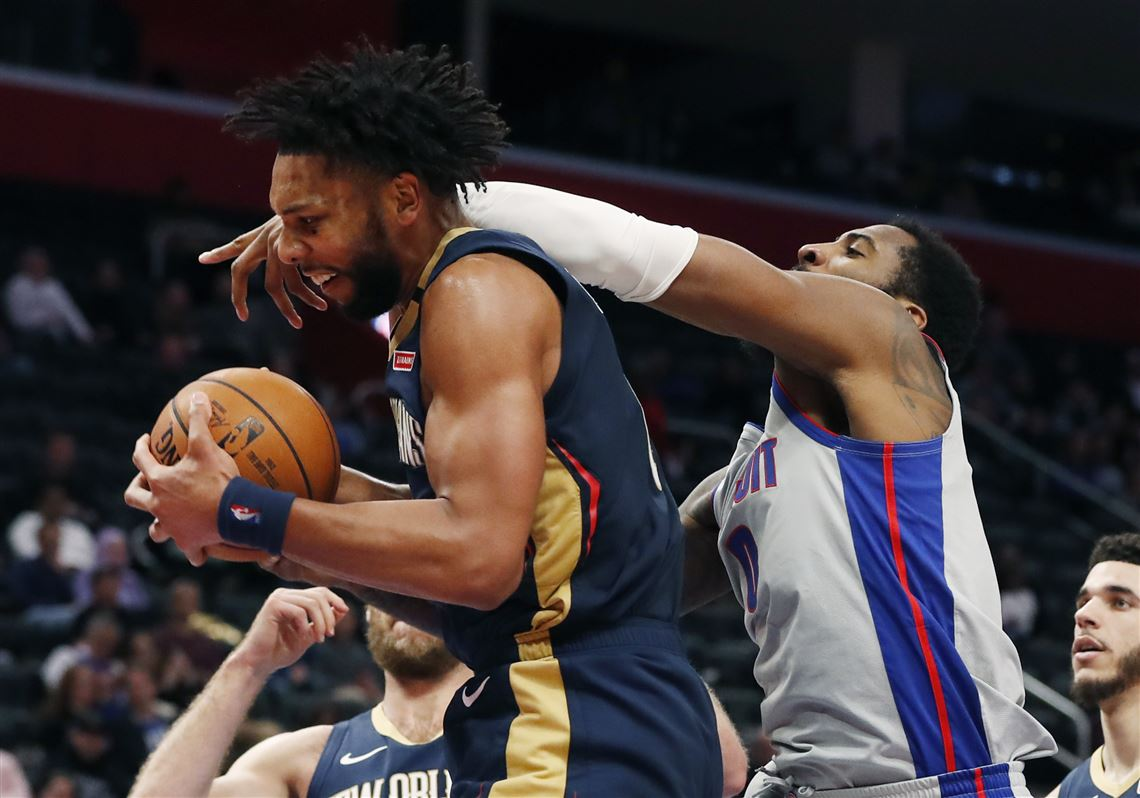 Ball Leads Pelicans Past Pistons In Overtime Toledo Blade
