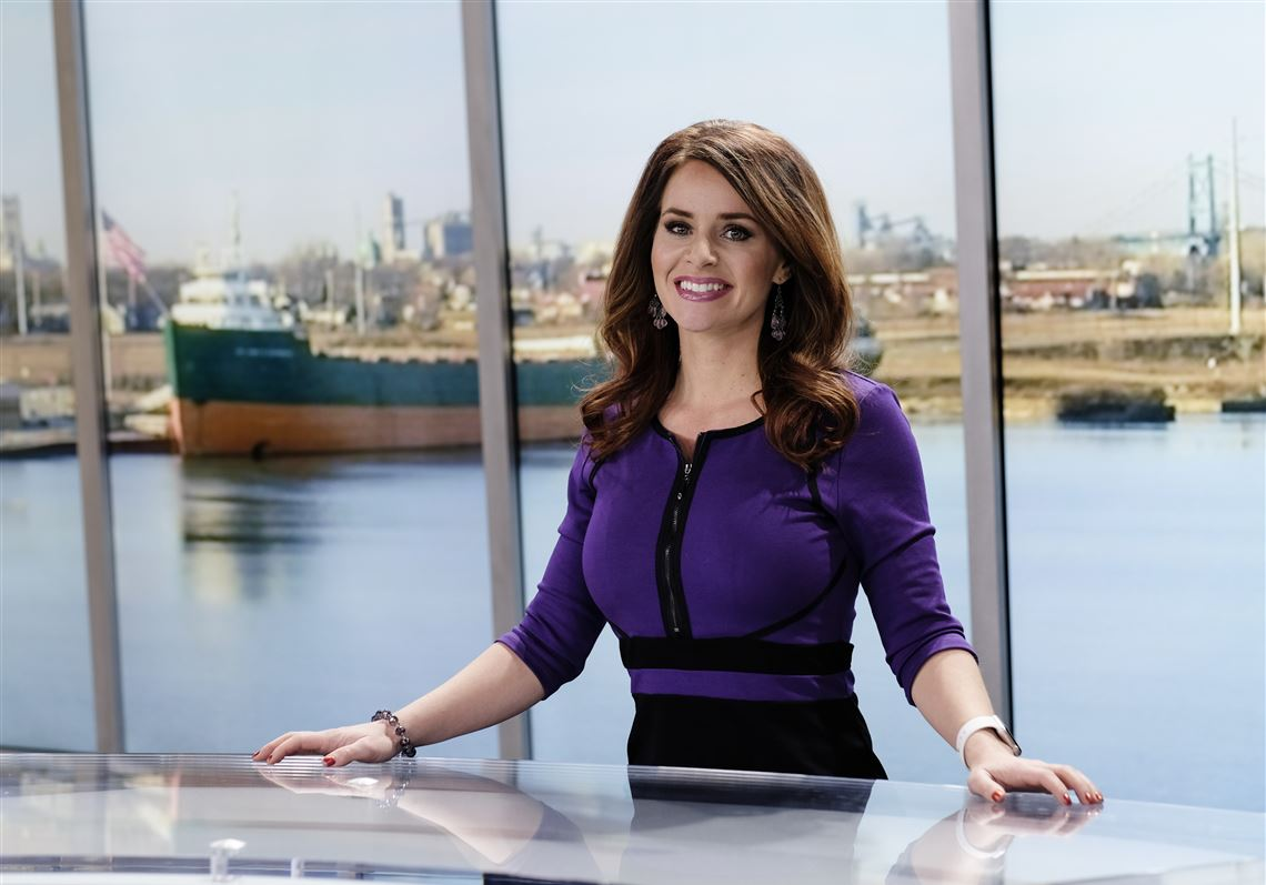 Wtol Anchor Kristi Leigh Headed To New Job In Fresno The Blade