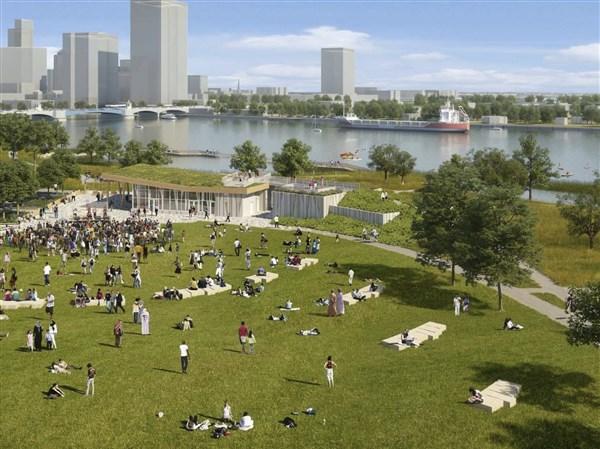 Owens Corning contributes $1 million toward Glass City Riverwalk   The ...