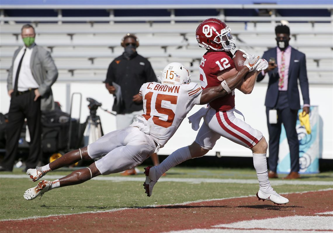 Top 25 Stoops Td In 4th Ot Lifts Oklahoma Over Texas The Blade