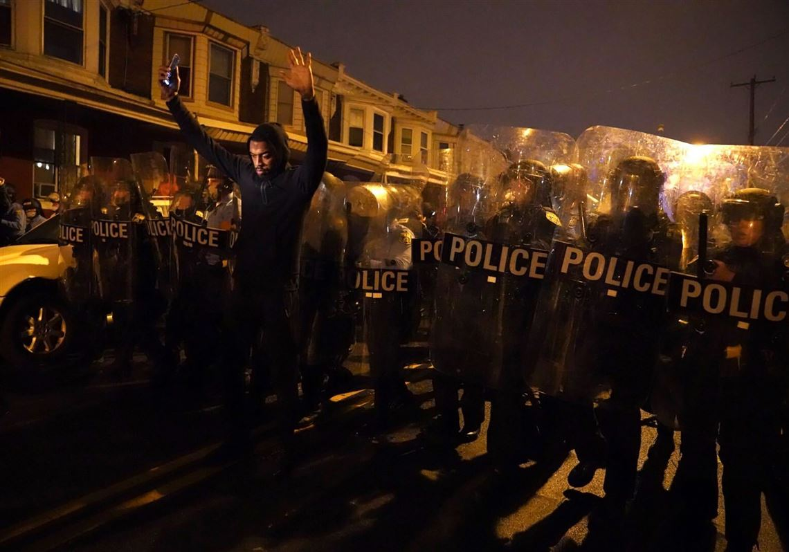 Protests Flare In Philadelphia After Police Kill Black Man The Blade