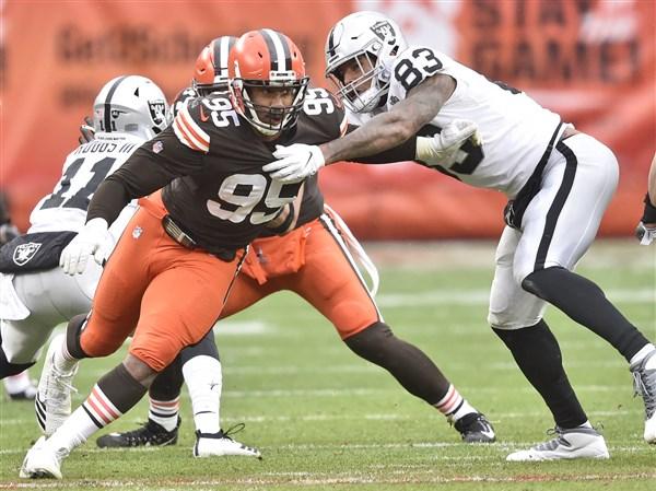 Browns star Garrett to miss second game with coronavirus - Toledo Blade